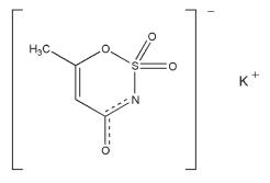 Acesulfame-Potassium